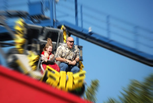 Amusement park injury claims