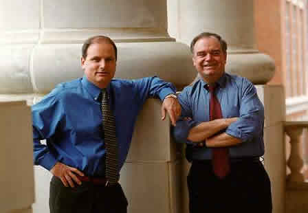 Injury attorneys Paul and Tom Hefferon